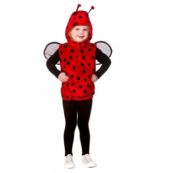 Child Tabard - Ladybug Insect Fancy Dress Costume