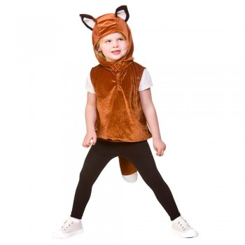 Child Tabard - Fox Animal Fancy Dress Costume
