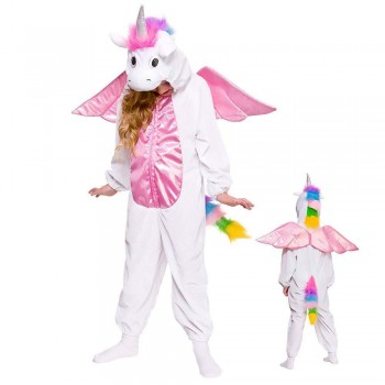 Child Unicorn Animal Fancy Dress Costume
