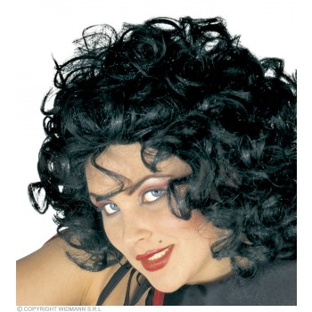 Milly Wig Black - Fancy Dress