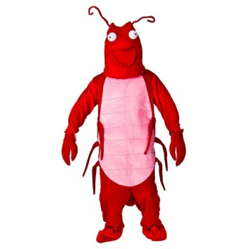 Mascot - Lobster Costume