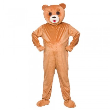 Mascot - Funny Ted Animal Costume