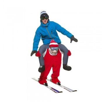 Carry Me® - Ski Guy Costume