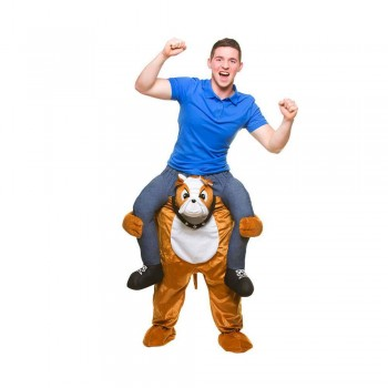 Carry Me® - Bulldog Animal Costume