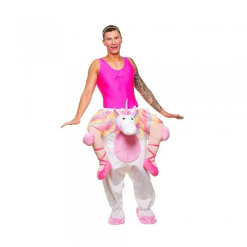 Carry Me® - Unicorn w/Ballerina Legs Costume
