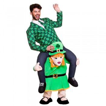 Carry Me® - Leprechaun Lass Costume (Oktoberfest)