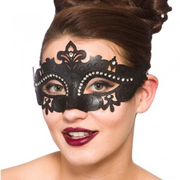 Demonte Eye Mask - Black Eyemasks