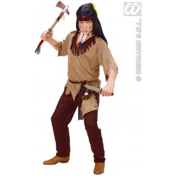Native American Boy Fancy Dress Costume Boys (Cowboys/Native Americans)