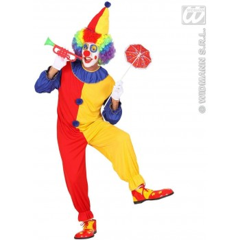 Clown Fancy Dress Costume Mens (Clowns)