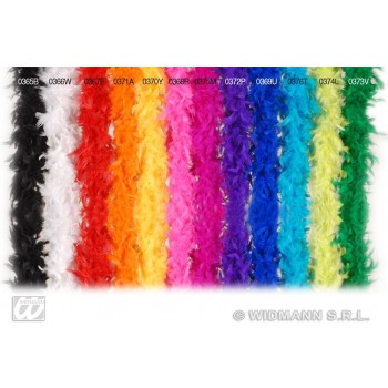 Feather Boa Small White - Fancy Dress