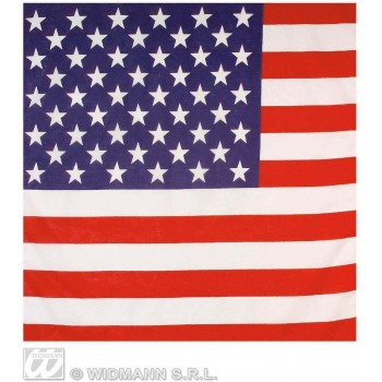 Bandana Usa 55Cm - Fancy Dress