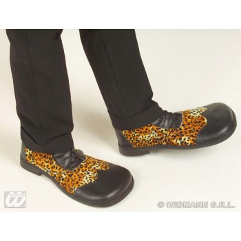 Party Shoes Leopard Design - Fancy Dress