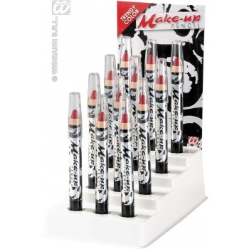 Makeup Pencil 3.5G Red - Fancy Dress