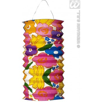 Paper Lanterns Printed 15X22Cm - Fancy Dress