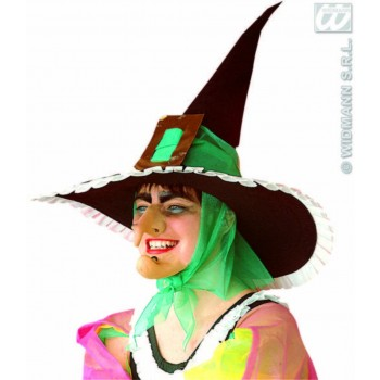 Witch Nose - Fancy Dress (Halloween)