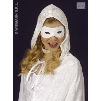 Eyemask Paintable White Pvc - Fancy Dress