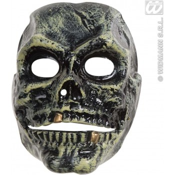 Skull Masks With Movable Jaw - Fancy Dress