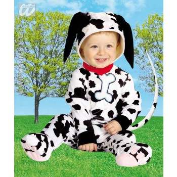 Baby Cutie Dalmation Fancy Dress Costume Age 1-2 (Animals)