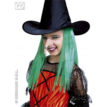Witch Nose Child - Fancy Dress Girls (Halloween)
