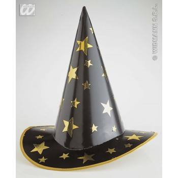 Witch/Wizard Hat - Fancy Dress (Halloween)