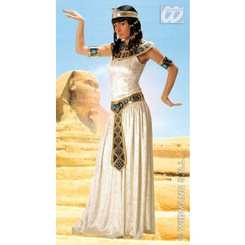 Egyptian Empress Adult Fancy Dress Costume Ladies (Egyptian)