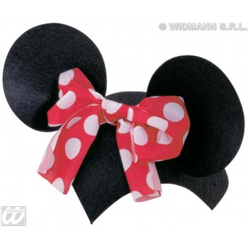 Mouse Cap Felt - Fancy Dress (Animals)