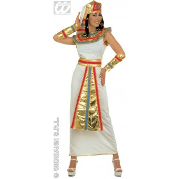 Queen Of The Nile Adult Fancy Dress Costume Ladies (Egyptian)