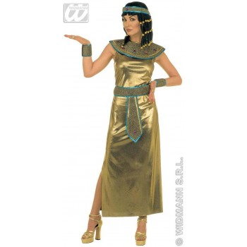 CLEOPATRA DELUXE ADULT FANCY DRESS COSTUME LADIES (EGYPTIAN)