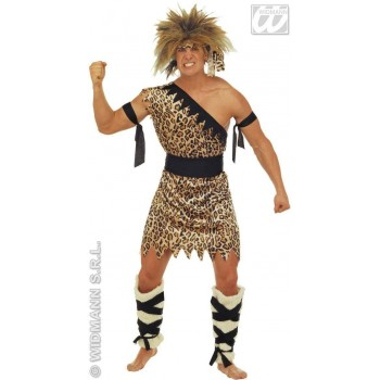CAVEMAN ADULT FANCY DRESS COSTUME MENS (CAVEMEN)