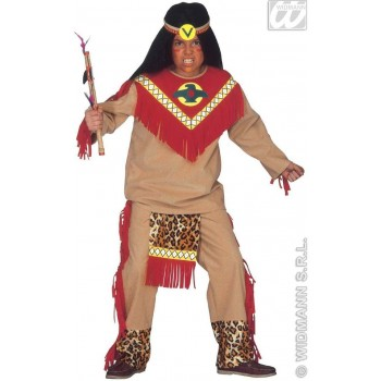 Sitting Bull Costume Child Fancy Dress Costume