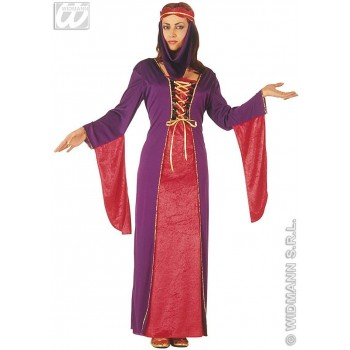 Lady Marion Adult Fancy Dress Costume Ladies (Medieval)