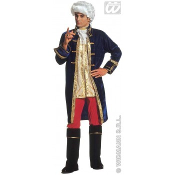 Casanova Costume Adult Male Fancy Dress Costume Mens (Renaissance)