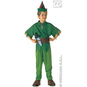 Little Peter Costume Child Fancy Dress Costume (Fairy Tales)