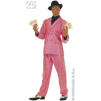 Goodfella Suit Adult 4 Cols Fancy Dress Costume Mens