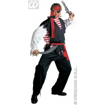 Sea Robber Adult Fancy Dress Costume Mens