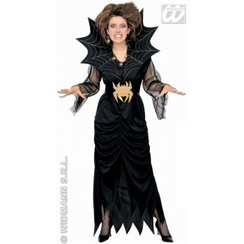 Spider Lady Adult Fancy Dress Costume Ladies (Halloween)