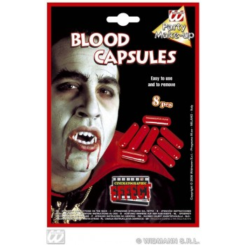 Blood Capsules Movie Effect - Fancy Dress