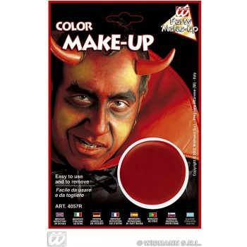 MAKEUP IN TRAY RED - FANCY DRESS