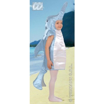 Dolphin & 110 - 116Cm & Fancy Dress Costume Age 4-5 (Animals)