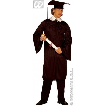 Graduate Adult Fancy Dress Costume Mens
