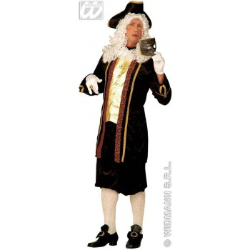 Venetian Nobleman Adult Fancy Dress Costume Mens (Renaissance)