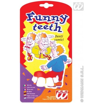 Funny Teeth - Fancy Dress