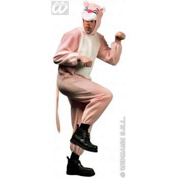 Funny Panther Adult Animal Fancy Dress Costume Mens (Animals)
