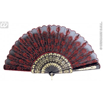 Fan Lace 3 Colours - Fancy Dress