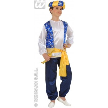 Arab Prince Child Costume Fancy Dress Costume (Royalty)
