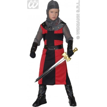 Dark Age Knight Costume Child Fancy Dress Costume (Medieval)