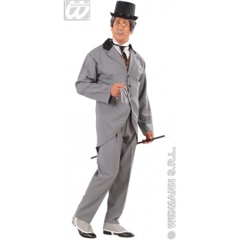 19Th Century Gentleman Fancy Dress Costume Mens (Old English)