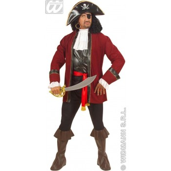 Booty Island Pirate Fancy Dress Costume Mens (Pirates)