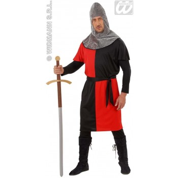 Medieval Warrior Costume Adult 4Cols Costume Mens (Medieval)