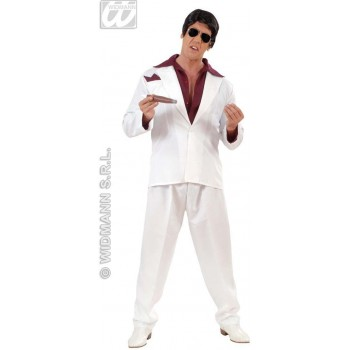 Miami Gangster Adult Fancy Dress Costume Mens (1920S)